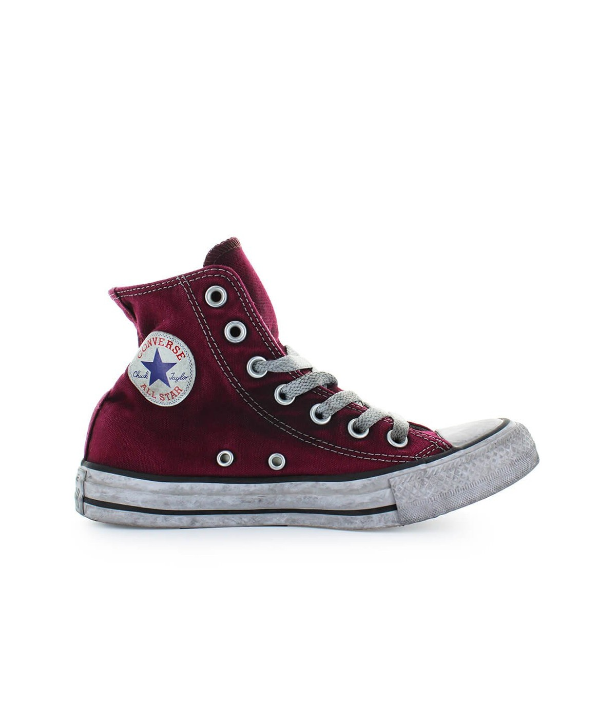 all star converse femme bordeau